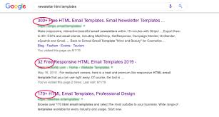 18 Newsletter Templates And Tips On Performance