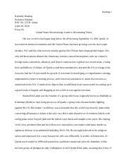 hst global history since s arizona state university 6 pages 911 commissions report essay