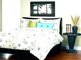 ocean themed bedding beach themed bedding style duvet covers regarding remodel ocean themed bedding
