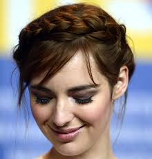 Braided Bangs Hairstyles 7 Dreamy Bohemian Braid Hairstyles To Consider For Your Wedding