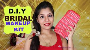 diy bridal makeup kit make