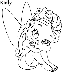 Small Picture Free Printable Disney Fairies Coloring Pages For Kids Coloring
