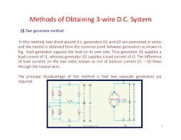 distribution system voltage drop and power loss calculation 4dr a arunagiri 5 methods of obtaining 3 wire