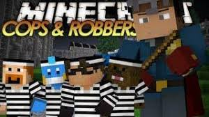 minecraft mini game cops robbers w skydoesminecraft jeromeasf co