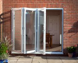 super duper patio door frame bi fold patio glass door with varnished wooden frame combined
