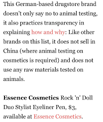 article courtesy of refinery29 2016 11 129976 free makeup brands