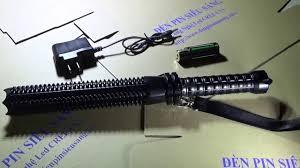 Đèn pin tự vệ siêu sáng - DTTS chuyên đèn tự vệ Police 096 702 4333 -  YouTube
