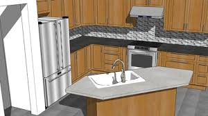 Sketchup Kitchen Design Gorgeous SketchUp 48 Essential Training