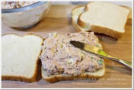 Chipotle Tuna Sandwich Recipe Sandwich De Atún Con Chipotle
