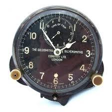 spitfire clock. iiia cockpit clock - picture 1 spitfire