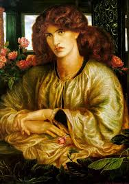 dante gabriel rossetti paintings