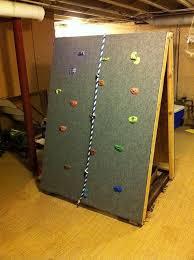 climbing wall kids