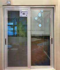 between the glass blinds for double glazed windows doors