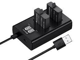 <b>Зарядное устройство Powerextra NP FZ100</b> 2 аккумулятора 21275