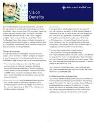 vision benefits advocate benefits