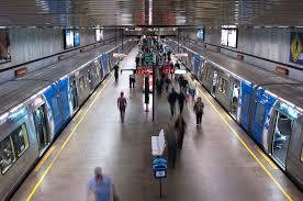 Resultado de imagem para estação do metrô