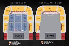 Bayou Music Center Houston Seating Chart Rmc