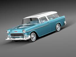 max chevrolet bel air nomad