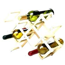 Small wine racks Stackable Wine Small Wine Rack End Table For Counter Kmart Small Wine Rack Theturkishpassportcom Small Wine Rack Wood Plans Ideas For Kitchen End Table