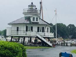 Hooper Strait Light Hooper Strait Light St Michaels Md 1879 Lighthouses In