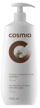 Купить <b>Молочко для душа</b> Cosmia Кокос, 750 мл с доставкой по ...