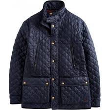 Joules Mens Quilted Foxton Jacket | NICHOLLS ONLINE & Mens Quilted Foxton Jacket Adamdwight.com