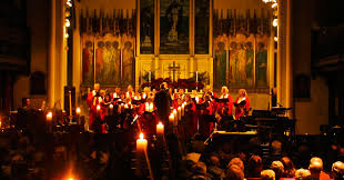 Image result for St. Bart's Joyous Christmas Concert
