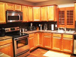 Rta Unfinished Kitchen Cabinets Oak Kitchen Cabinets Spruce Up Ideas With Elegance And Versatility
