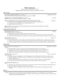mario adovasio updated post grad resume