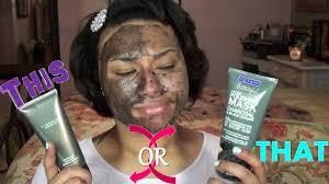review demo mac volcanic ash vs freeman charcoal black sugar mask you