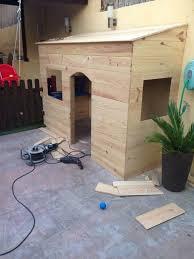 Cómo Construir Una Casa Con Palets En Un Sólo DíaHacer Caseta De Madera
