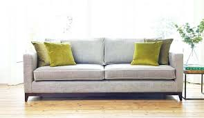 sofa with piping sectional