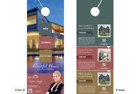 real estate door hanger templates. Real Estate Door Hangers | Templates Hanger