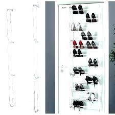 closet door shoe rack door mounted shoe rack door mounted shoe racks closet door shoe storage