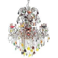 crystal chandelier prisms linear
