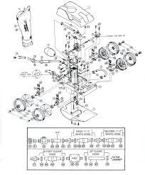 Letro legend 4 wheel ll105 replacement part schematic