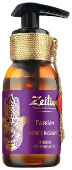 Купить масло для тела <b>Zeitun Ароматическое массажное</b> ...