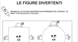 Disegni Da Colorare Figure Geometriche Animate Migliori Pagine Da