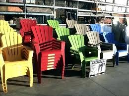 adirondacks chairs home depot amazing plastic adirondack for 13
