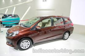 new car launches honda mobilioHonda Cars India to start production of Mobilio in June