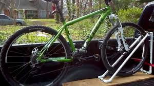 20.00 Bicycle Rack For Pickup Truck - YouTube