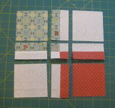 Disappearing Four Patch {a tutorial} – Material Girl Quilts & cut four patch Adamdwight.com