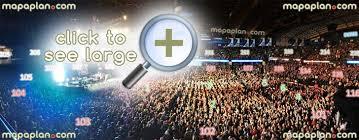 Allstate Arena Seating Chart Ed Sheeran Allstate Arena Seat Row Numbers Detailed Seating Chart