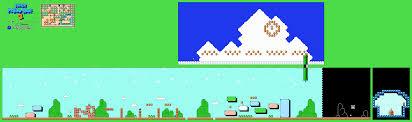 Super Mario World Maps