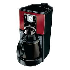 red coffee maker performance brew cup programmable coffee maker red brushed red coffee maker kitchenaid personal