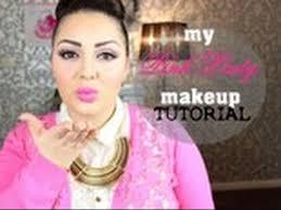 pink lady makeup tutorial