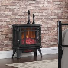 vent free electric fireplace stove
