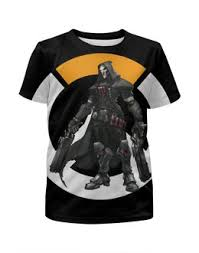 """Детские футболки c качественными принтами """"<b>overwatch</b> ..."""