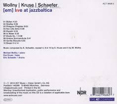 At the near end of window live mail, i was scouring the internet for a replacement. Bol Com Em Live Wollny Kruse Schaefer Cd Album Muziek