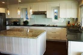 21 photos gallery of designing with white shaker kitchen ideas image of white shaker cabinets with quartz countertops